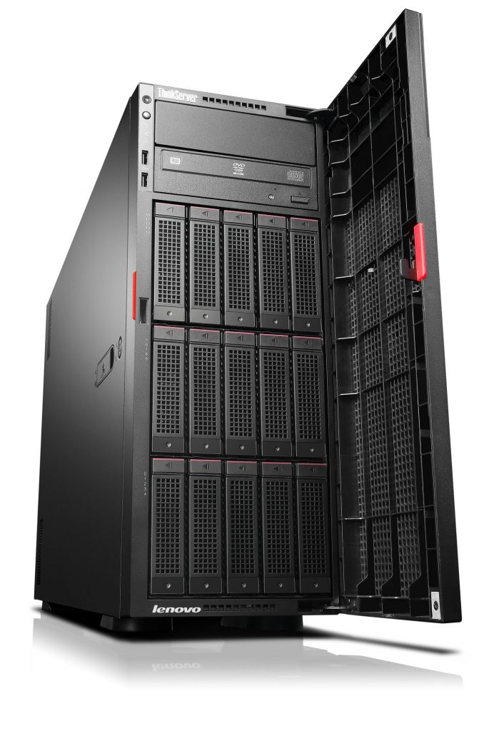 Lenovo Think Server - TD350 3.5 Disk Detail